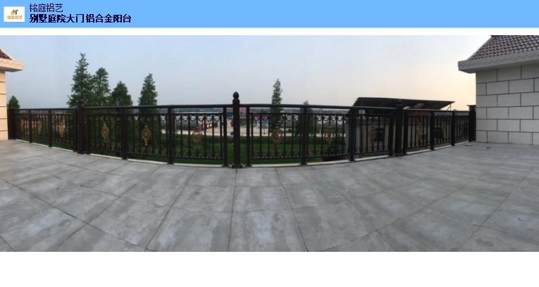 南昌小区大门专业生产厂家 别墅围栏 南昌铭庭金属制品供应