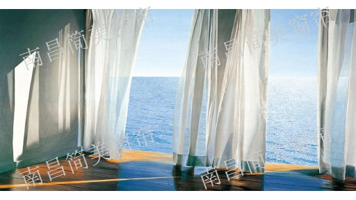 南昌高新区老式窗帘定制电话 上门服务 简美窗帘供应