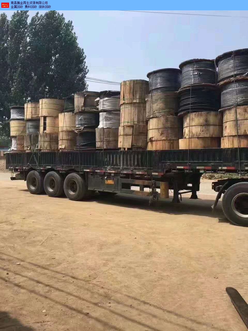 南昌县生活废纸回收多少钱 和谐共赢 南昌腾金再生资源供应