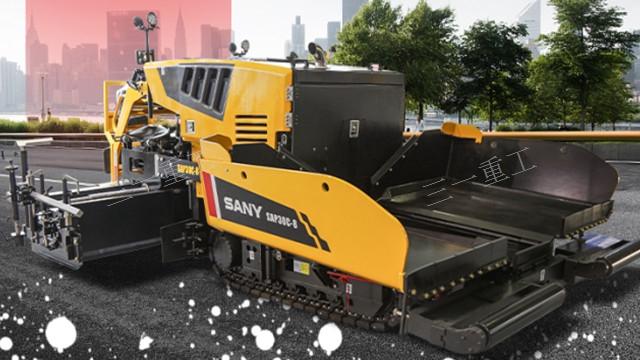 南通三一重工摊铺机联系方式 值得信赖 南京路迈特工程设备供应