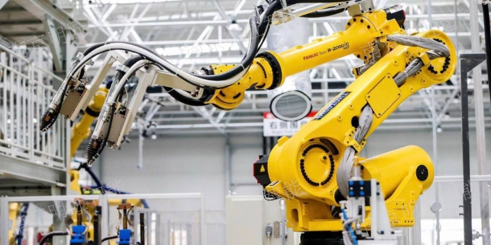 江蘇機器人周邊工作站