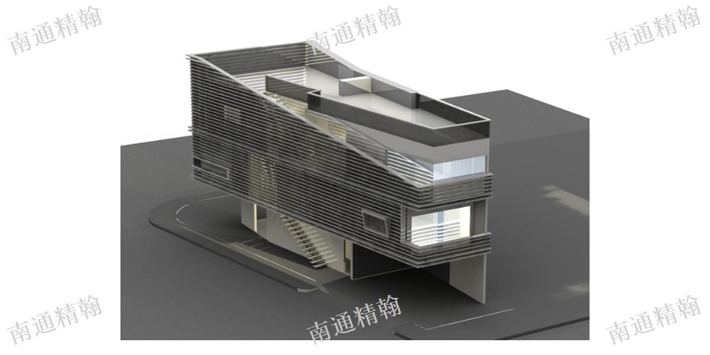 河南数字建筑模型 南通精翰艺术设计供应