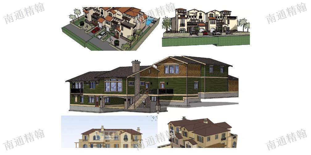 农业场景建筑模型定做公司 南通精翰艺术设计供应