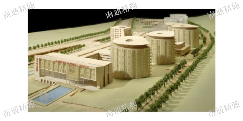 河北建筑模型厂家 南通精翰艺术设计供应