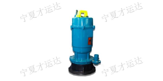 石嘴山潜水泵 服务为先「宁夏才运达机电泵业供应」