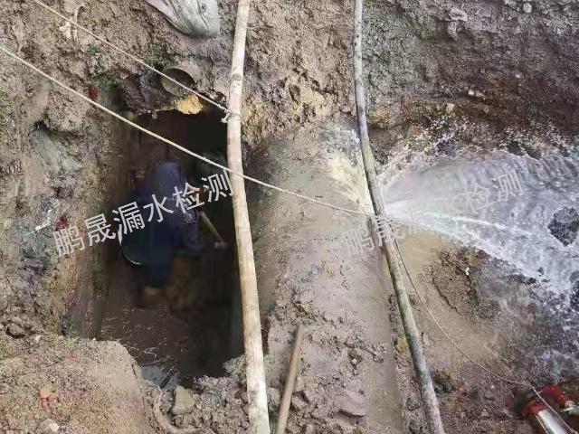 昆明自來水管漏水 云南鵬晟管道漏水檢測供應