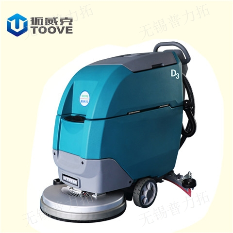 江苏高压洗地机无锡 24H售后 普力拓无锡清洁系统供应