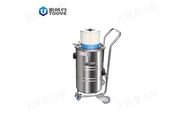江苏无线手推式工业吸尘器配件 免费试机 普力拓无锡清洁系统供应