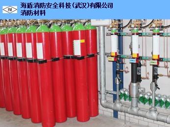 FM-200洁净气体灭火系统,FM认证气体灭火系统
