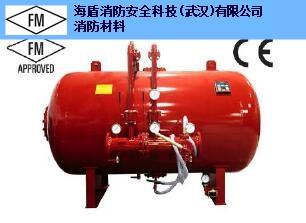 VIKING威景卧式泡沫罐,威景泡沫灭火系统
