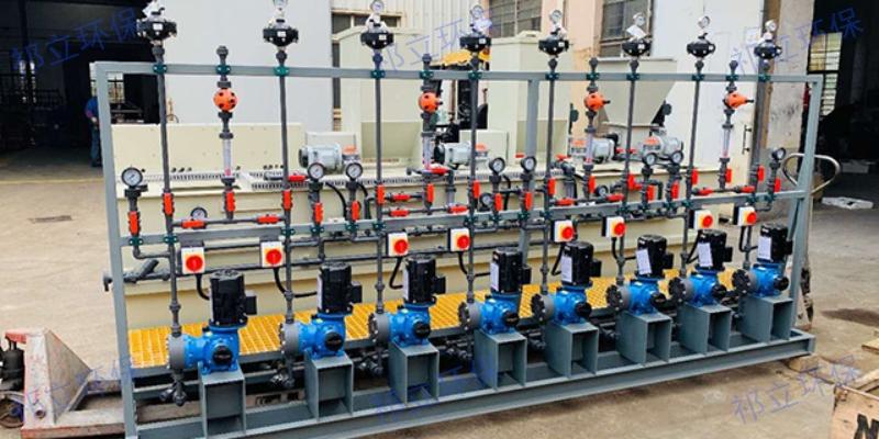 吉林自動化循環水加藥裝置供應商 和諧共贏 上海祁立環保設備供應