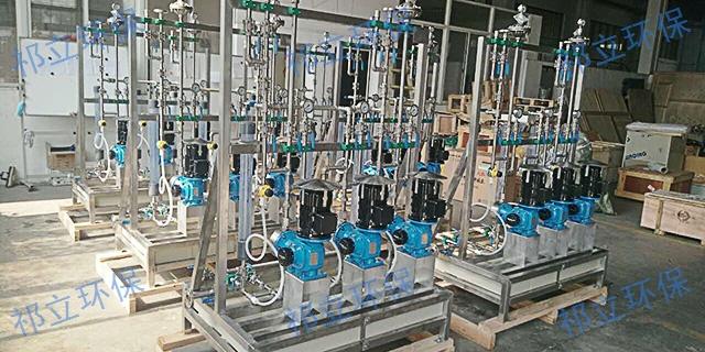 河北电厂化学加药装置 服务为先 上海祁立环保设备供应