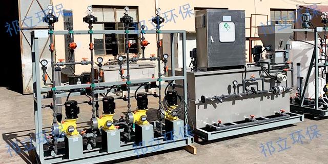 安徽水處理一體化加藥裝置故障 鑄造輝煌 上海祁立環保設備供應
