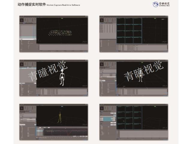 蘇州虛擬主播動作捕捉 歡迎來電「青瞳供」