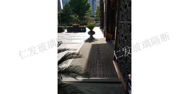 乌市酒店铝合金地垫厂「仁发阳光玻璃隔断供应」