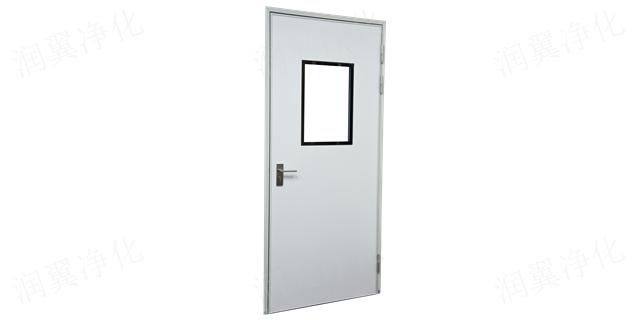 宿迁质量钢质门价格 苏州润翼净化科技供应