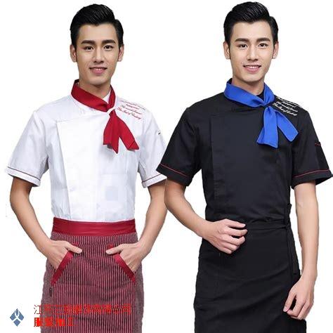 优质厨师工作服定做专业团队在线服务「江苏三挺服饰供应」