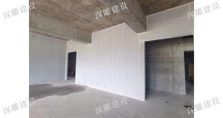 龙岗轻体隔断隔墙板