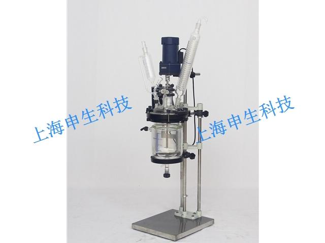 四川实验室玻璃反应釜参考价格,实验室玻璃反应釜