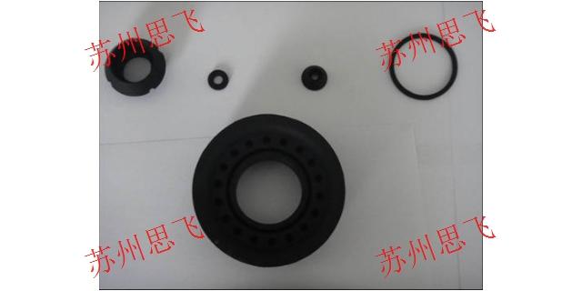 陕西机器减震垫生产厂家 苏州思飞硅橡胶制品供应