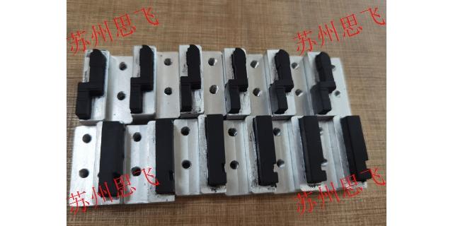 陕西防静电硅胶与金属粘合件销售厂家 苏州思飞硅橡胶制品供应