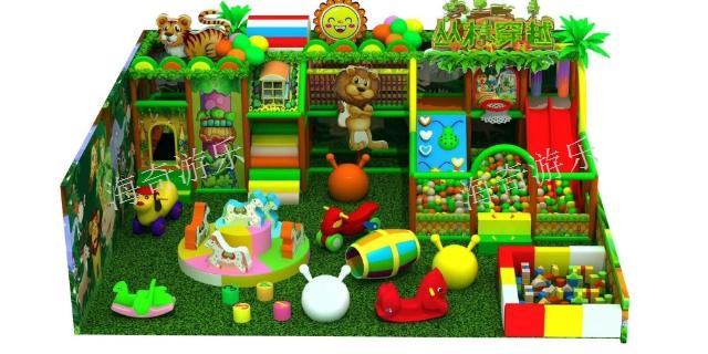 湖北商場室內兒童樂園廠家直銷 值得信賴「上海海奇游樂設備供應」