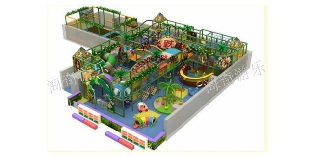 游乐园淘气堡价格 诚信为本「上海海奇游乐设备供应」