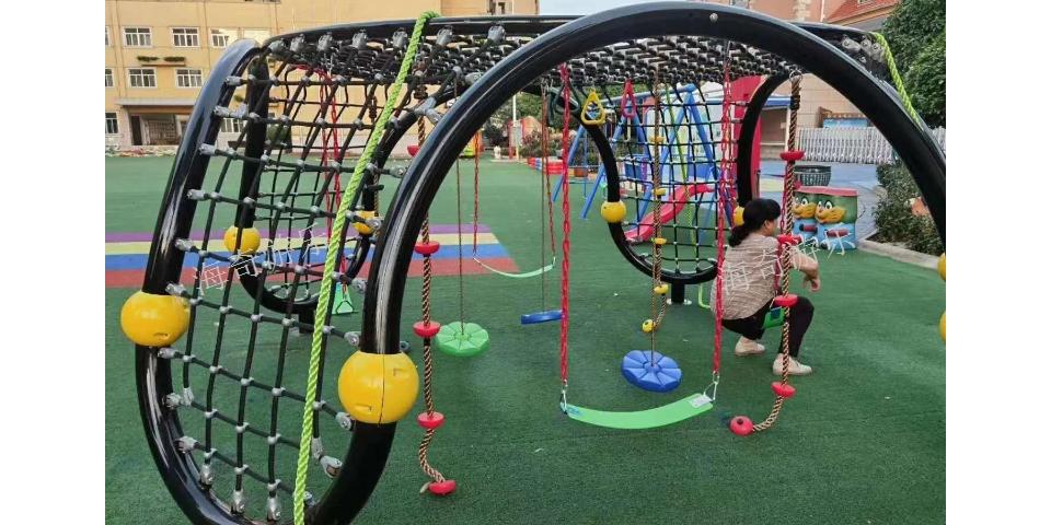 山東幼兒園爬網項目 誠信為本「上海海奇游樂設備供應」