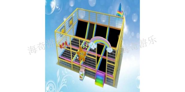 江蘇大型蹦床生產廠家 抱誠守真「上海海奇游樂設備供應」