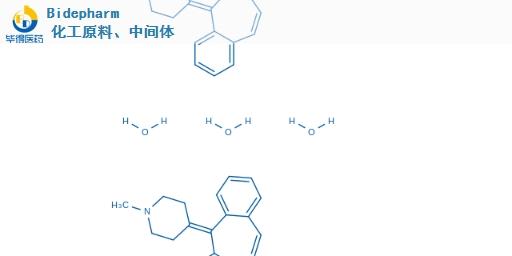 Taniaphos相關哌啶結構