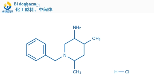 Garphos相关哌啶结构 欢迎来电 上海毕得医药科技供应