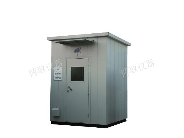 上海小型水質監測站建設方案 上海博取儀器供應
