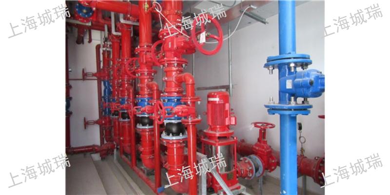 楊浦區勞動密集型企業消防服務良好服務 值得信賴「上海城瑞安全技術供應」