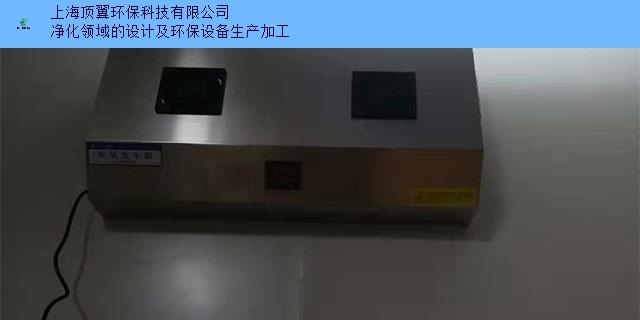 上海臭氧发生器欢迎来电 客户至上 上海顶翼环保科技供应