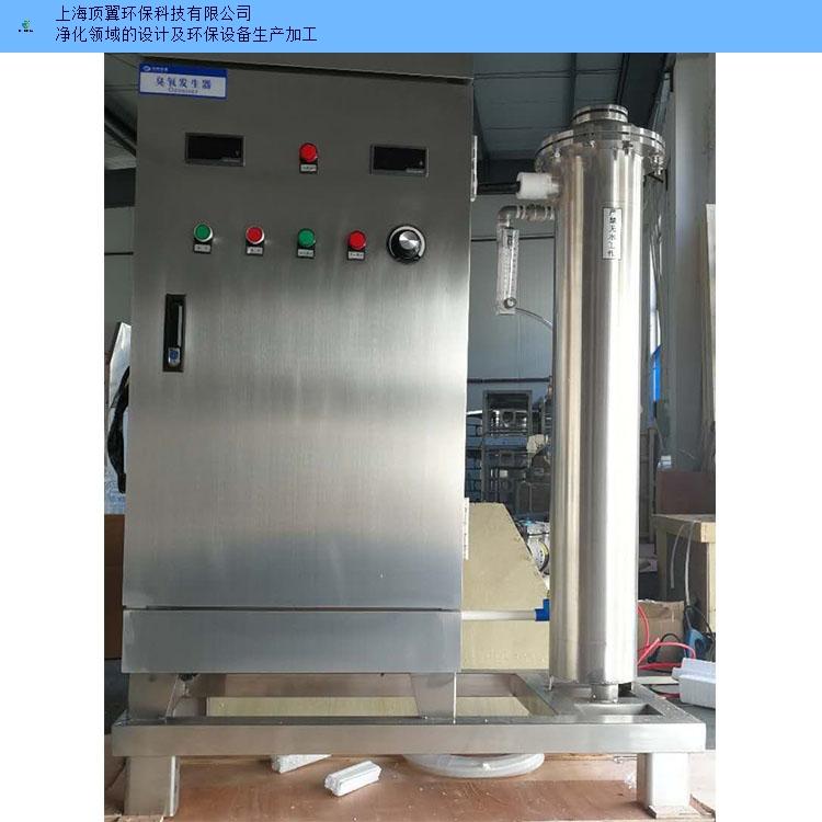 上海直销臭氧机系列规格尺寸 客户至上 上海顶翼环保科技供应