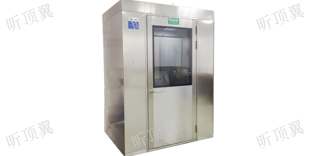 江苏快速门风淋室需要多少钱 上海顶翼环保科技供应