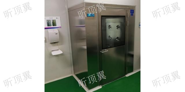 上海风淋室费用是多少 上海顶翼环保科技供应