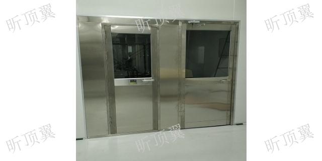 上海钢板烤漆风淋室需要多少钱 上海顶翼环保科技供应