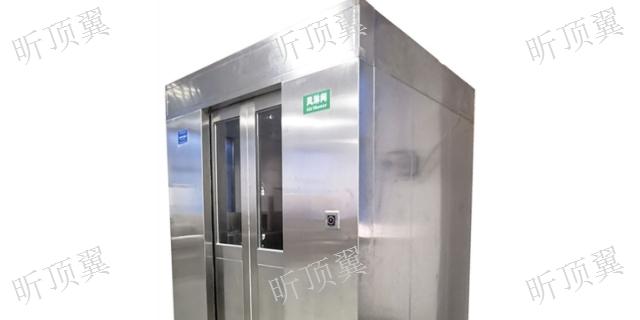 上海常规风淋室规格 上海顶翼环保科技供应