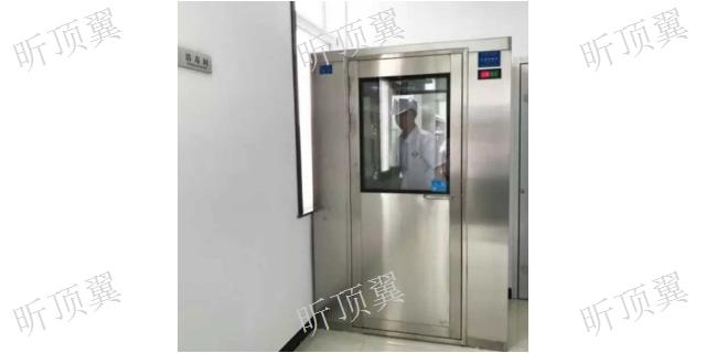 上海自动门风淋室需要多少钱 上海顶翼环保科技供应