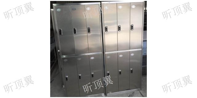 上海9门不锈钢更衣鞋柜可以定做吗 上海顶翼环保科技供应