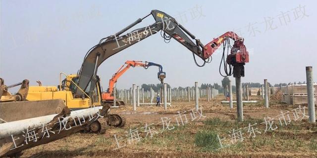 正规拆除工程「上海东龙市政工程供应」