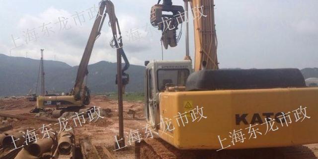 松江區上海東龍市政拆除