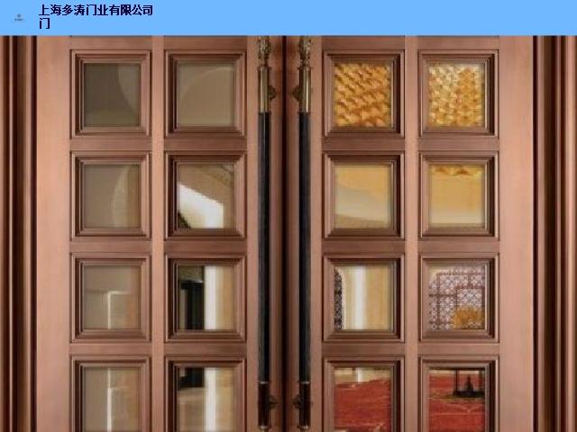 闵行区 围墙铜门价格