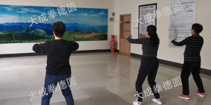 閔行區大成拳站樁腹式呼吸 真誠推薦「上海德圓體育文化供應」