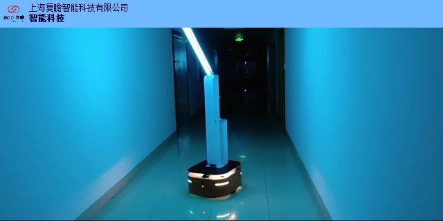 上海复光复瞻全自动消毒机器人