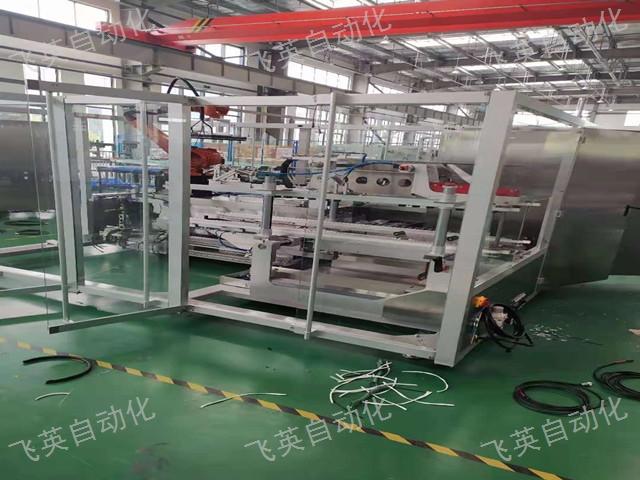 广西机器人装箱机产品介绍 欢迎来电 飞英自动化设备供应