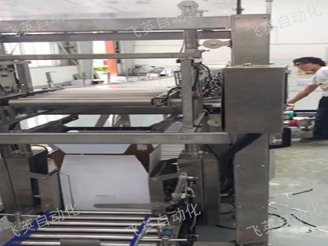 湖南盒類裝箱機價格 貼心服務 飛英自動化設備供應