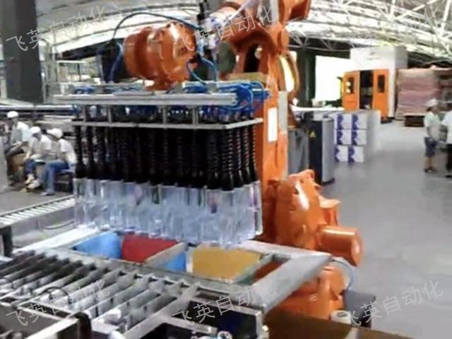 辽宁易拉罐装箱机生产厂家 贴心服务 飞英自动化设备供应