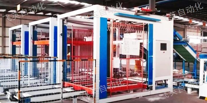 黑龍江機器人碼垛機聯系方式 誠信服務 飛英自動化設備供應